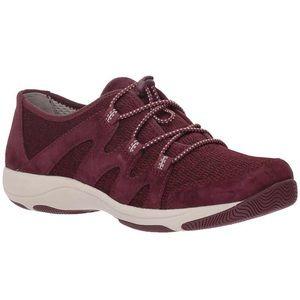 Dansko Holland Suede shoes in Wine 🍷 39